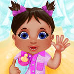 Crazy Детски ден бавачка Мания игра