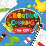 Coloration créative jeu
