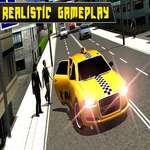 игра Сумасшедшее Такси Автомобиль Симулятор Игры 3D