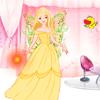игра Милая кукла прекрасный платье вверх