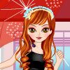 Cute Girl Dressup game