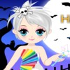 Jolie fille Halloween Dress Up jeu