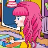Pulizia camera da letto Cutie gioco