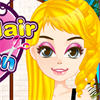 Cutie Hair Salon game