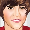 Cute Justin Dress Up game