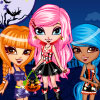 Cutie tendencia-Halloween Party juego