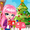 Cutie tendencia-Christmas Hair Salon juego