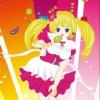 Schattig Lollipop Girl spel