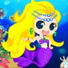 Cute Little Mermaid game