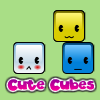 Collection de Cubes mignon jeu