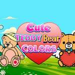 Cute Teddy Bear Colors game