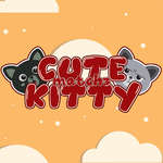 Cute Kitty Match 3 game