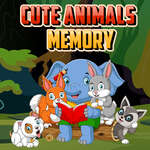 Cute Animals Memory game