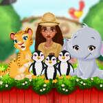 Сладък зоопарк игра