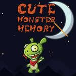 Memoria de monstruos lindos juego