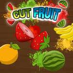 Vágott gyümölcs játék