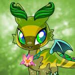 Сладък малък дракон създател игра