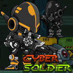 Cyber Soldier game