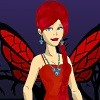 Dark Fairy Kesha Dress Up game