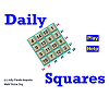 Daily Squares game