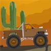 Sivatagi Truck Race játék