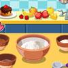 Lezzetli çikolatalı Muzlu Kek oyunu