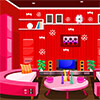 Decorated Room Escape game