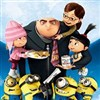 Despicable Me 2 Find The Hidden Letters game