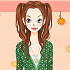 Deborah fille Dress up jeu