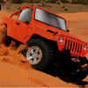 Jeep du désert jeu