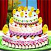 Delicious Cake Decoration game