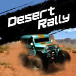Desert Rally game