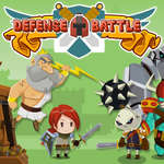 Defense Battle game