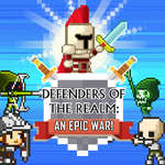 Defenders of the Realm an epic war game