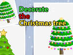 Decorate the Christmas Tree for Kids game