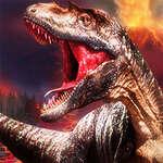 DEADLY Dinosaurier-Jäger-Shooter Spiel