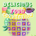Delicious Food Connection game