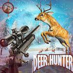 Szarvas vadászat Mesterlövész Shooting játék