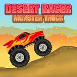 Пустинен състезател чудовище камион игра