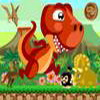 Dino Super sprong spel