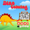 Parco dei dinosauri gioco