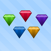 Blast de diamants jeu