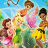 Disney Fairies-Hidden Numbers game