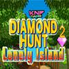 Diamant Jagd 2 einsame Insel Spiel