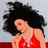 Diana Ross jeu