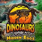 Dinosaurs World Hidden Eggs jeu