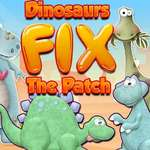 Dinosaurs fix the Patch game
