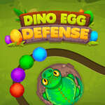 Dino Egg Defense game