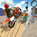 Dirt Bike Extreme Stunts game