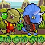 Dino Squad Adventure 2 game